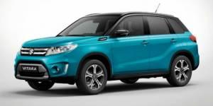 Suzuki Vitara – četvrta generacija u crossover varijanti