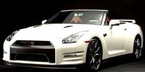 Više Vam ne treba sušilo za kosu – Nissan GT-R cabriolet