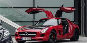 Tko je kupio, kupio je!! – Mercedes SLS Final Edition