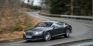Bentley Continental GT Speed & Flying Spur