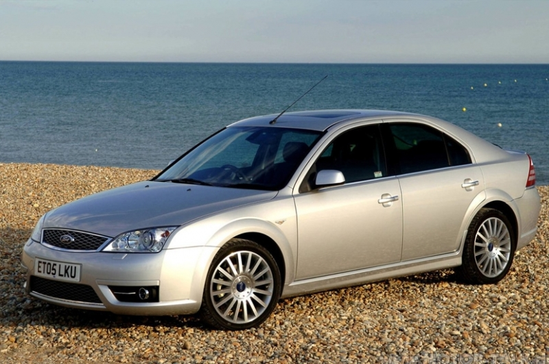 Ford Mondeo (od 2000. - 2007.)